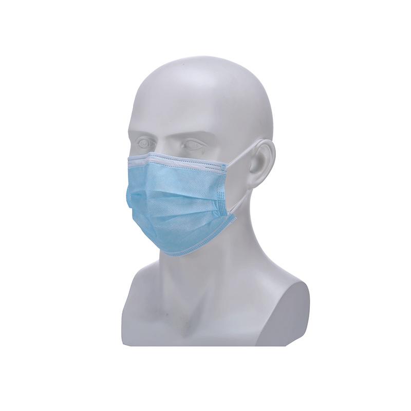 红雨 医用外科口罩10只/袋 4中盒/箱 500只/中盒 2000只/箱