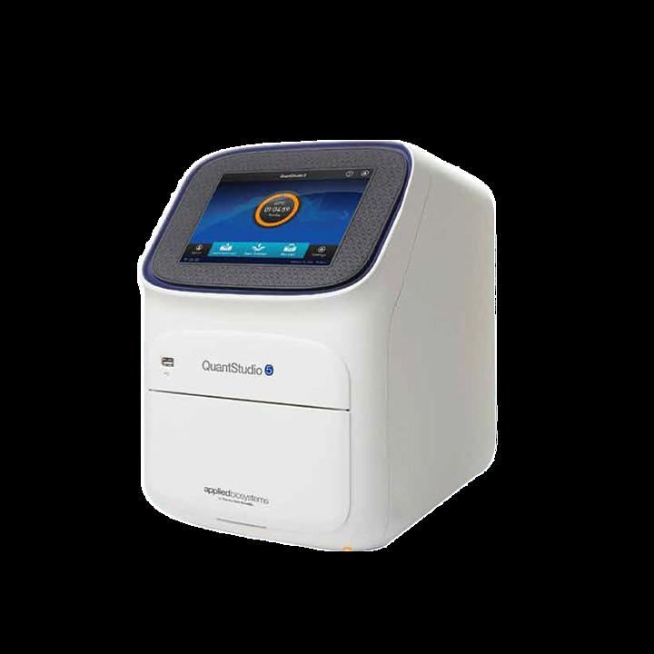 赛默飞世尔 Thermo  实时荧光定量PCR仪 (H) Quant Studio5基本信息