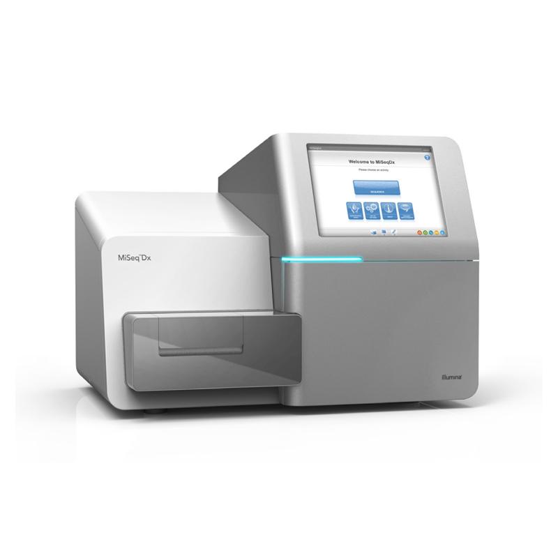 因美纳 illumina  基因测序仪  MiSeqTMDx