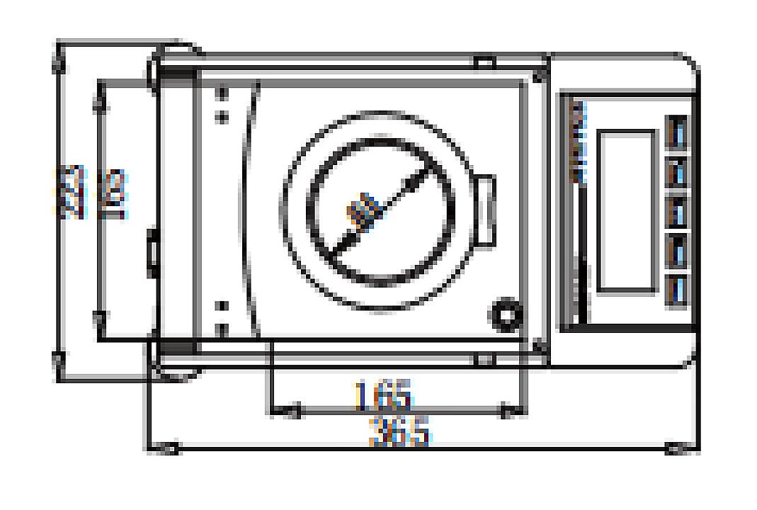 恒平 电子分析天平 FA2004产品结构