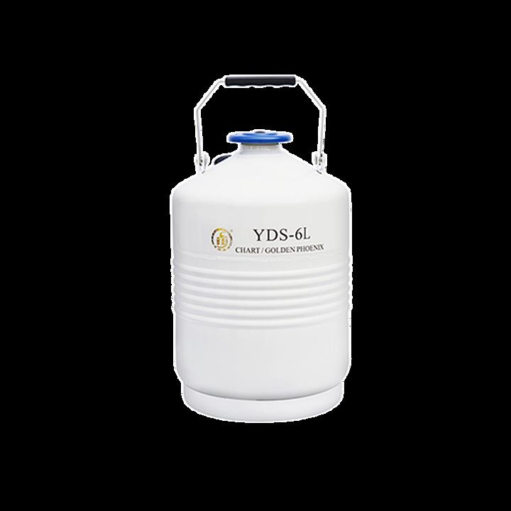 金凤  液氮型液氮生物容器 YDS-6L基本信息