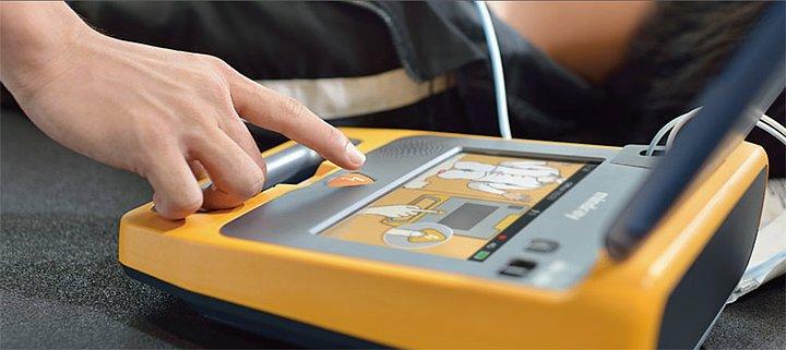 迈瑞 Mindray 半自动体外除颤器 BeneHeart S1产品优势