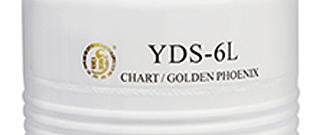 金凤  液氮型液氮生物容器 YDS-6L产品优势