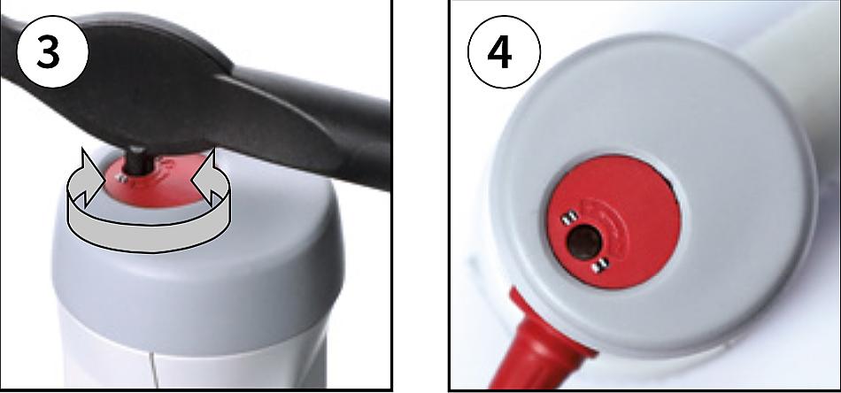 普兰德 Brand Dispensette Organic有机型游标式瓶口分液器1-10ml 4630141使用方法