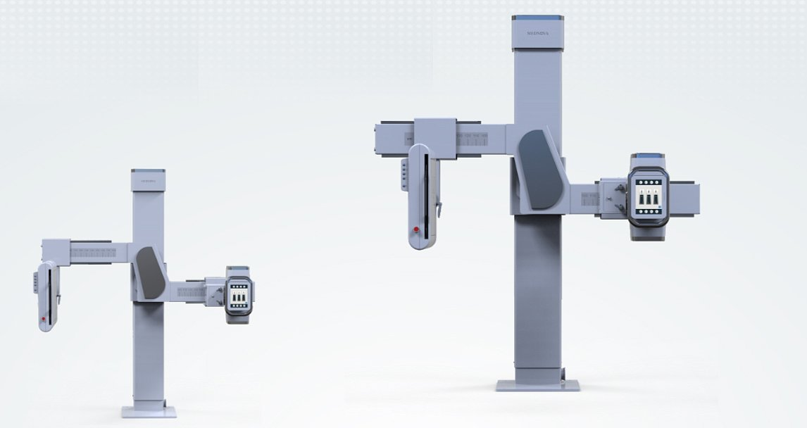 美诺瓦 数字化医用X射线摄影系统 Staray 5000Super_EC产品优势