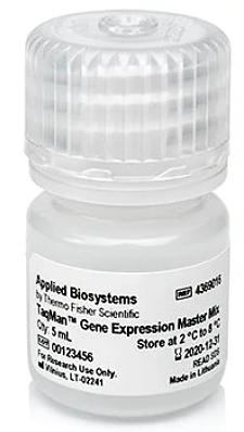 ABI TaqMan™ Gene Expression Master Mix 5ml 4369016产品优势