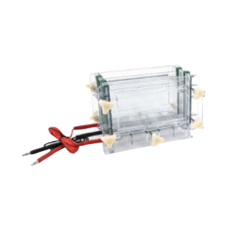 六一    双板夹芯式垂直注塑电泳仪(槽 )  DYCZ-30C