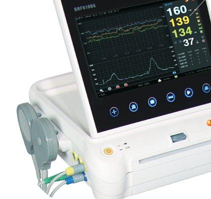 三瑞Sunray 电脑胎儿监护仪 SRF618B6(标准型)产品细节