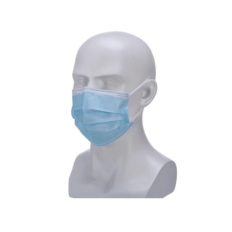 红雨 医用外科口罩 500只/中盒 2000只/箱