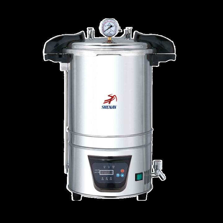 申安Shenan 手提式压力蒸汽灭菌器 DSX-280B基本信息