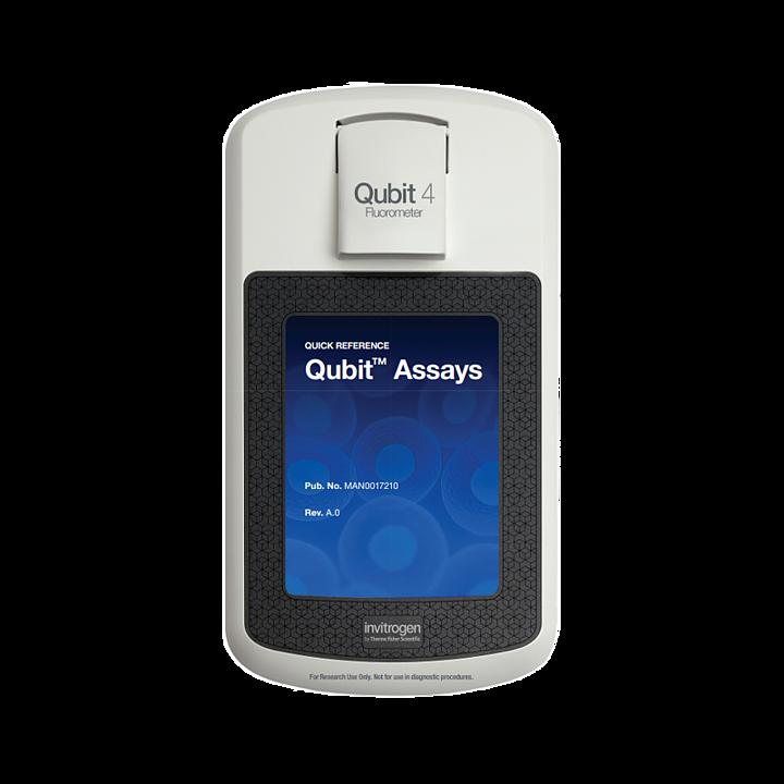 ABI 荧光光度计 Qubit4.0基本信息