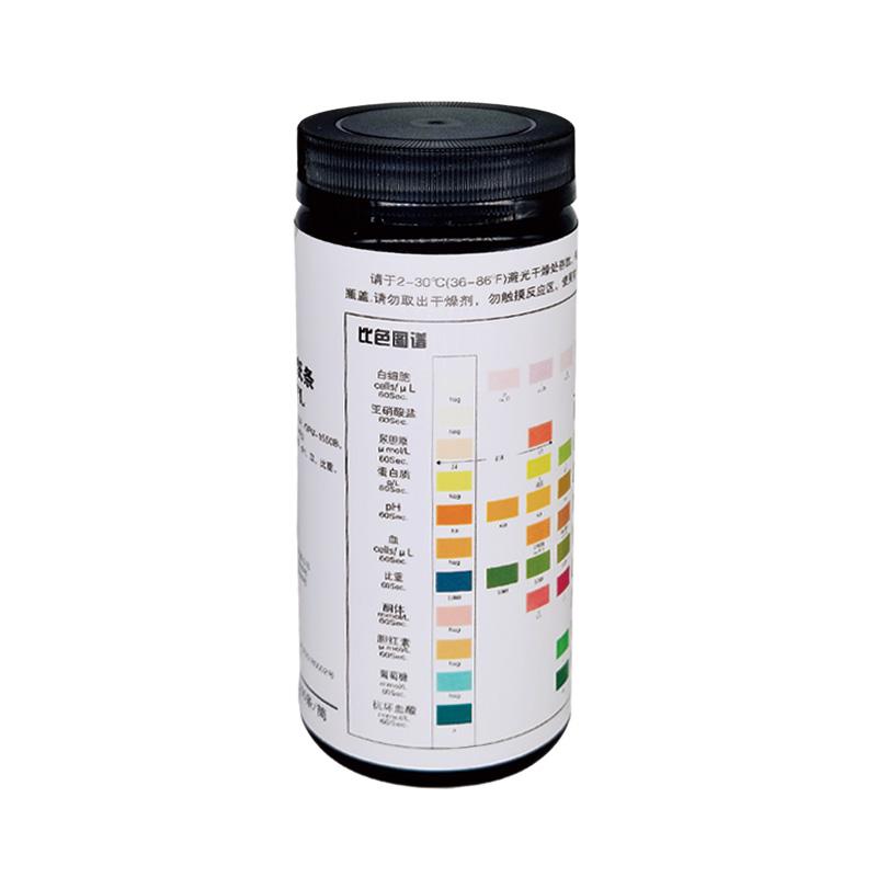 领先 尿液分析试纸条 OPL-11(100条/筒)