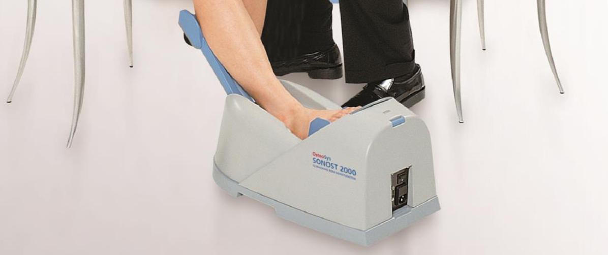 OsteoSys澳思托 骨密度仪 SONOST-2000产品优势