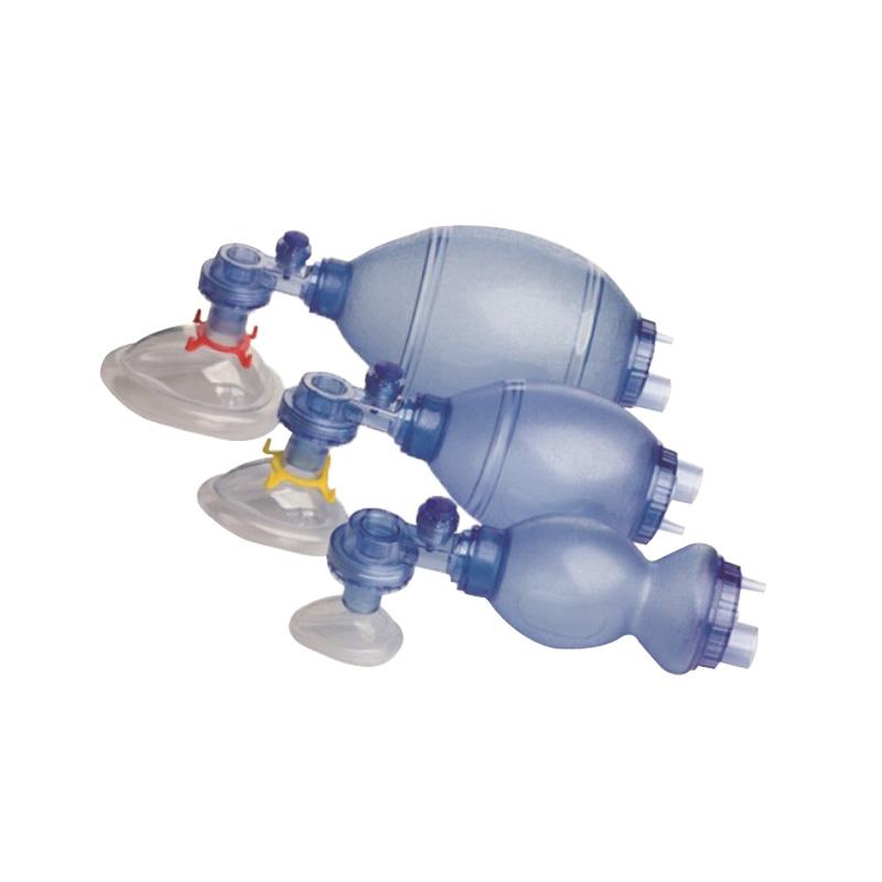 神鹿医疗 简易呼吸器(PVC) TF-FS-322P成人型1.5L