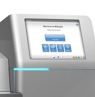 因美纳 illumina  基因测序仪  MiSeqTMDx产品细节