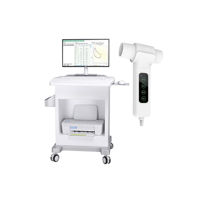 康泰CONTEC 肺功能仪 SPM-D(台车版)