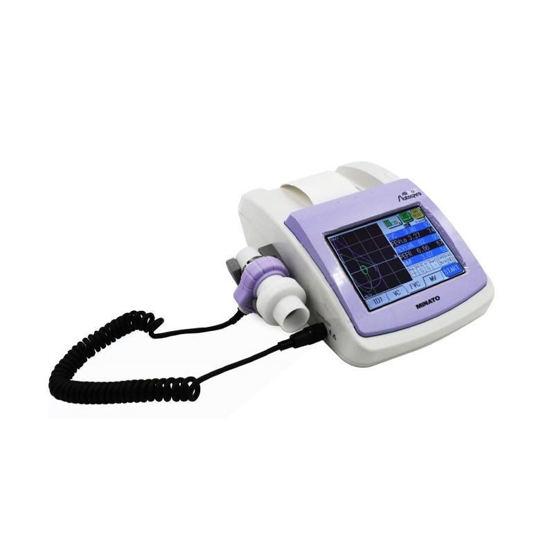 日本美能 肺功能检查仪 AS-507(便捷式)