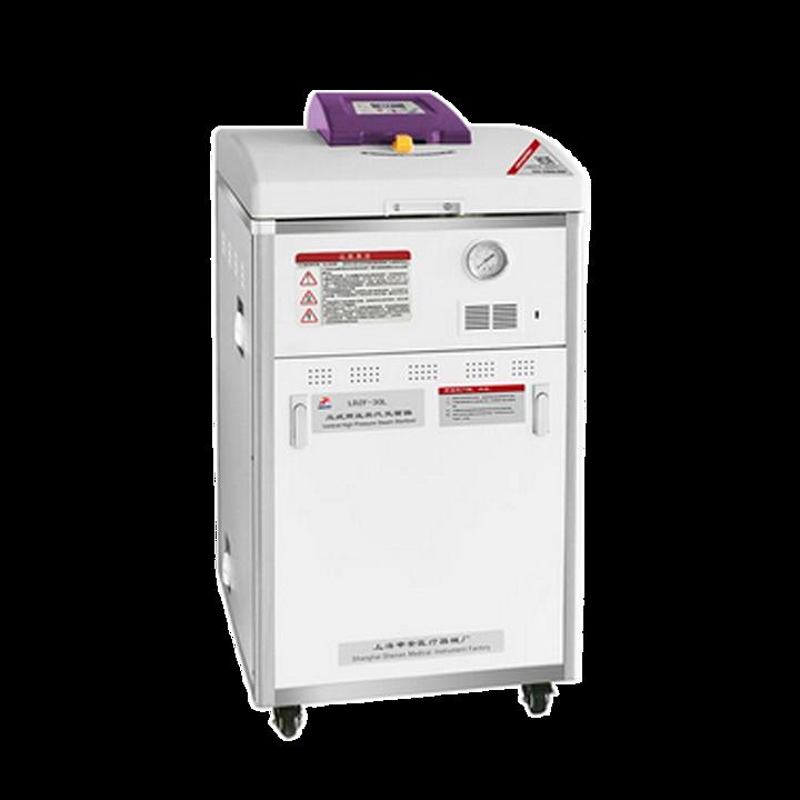 申安Shenan 立式高压蒸汽灭菌器 LDZF-50L-I基本信息
