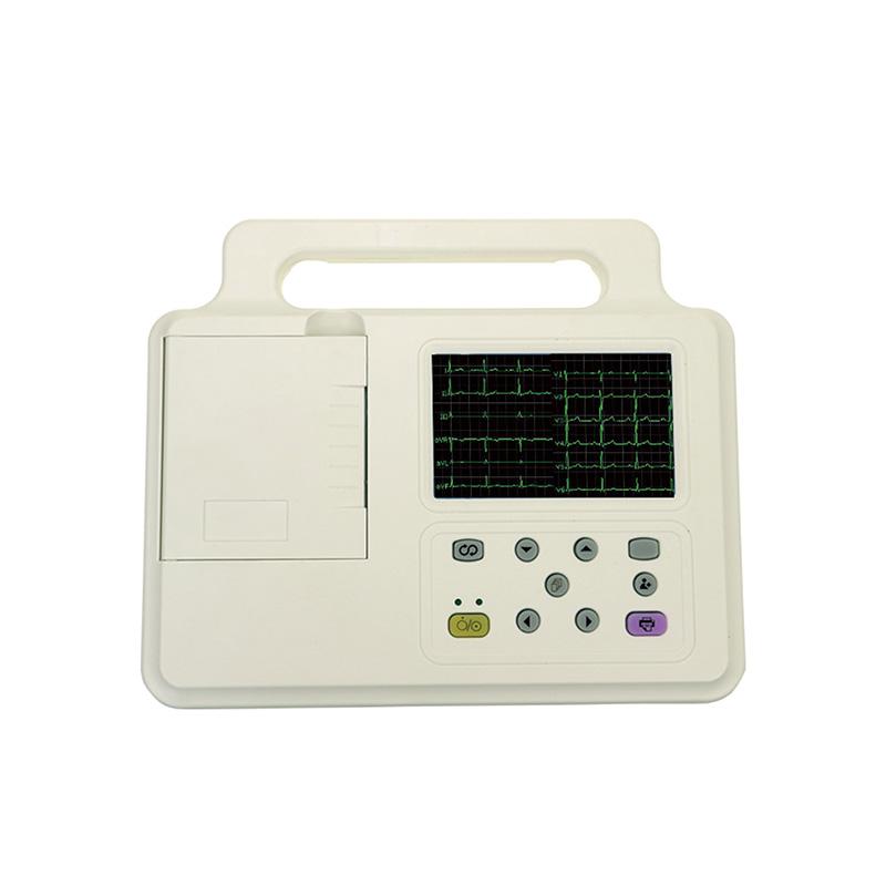 瑞博 数字式心电图机 ECG-8801
