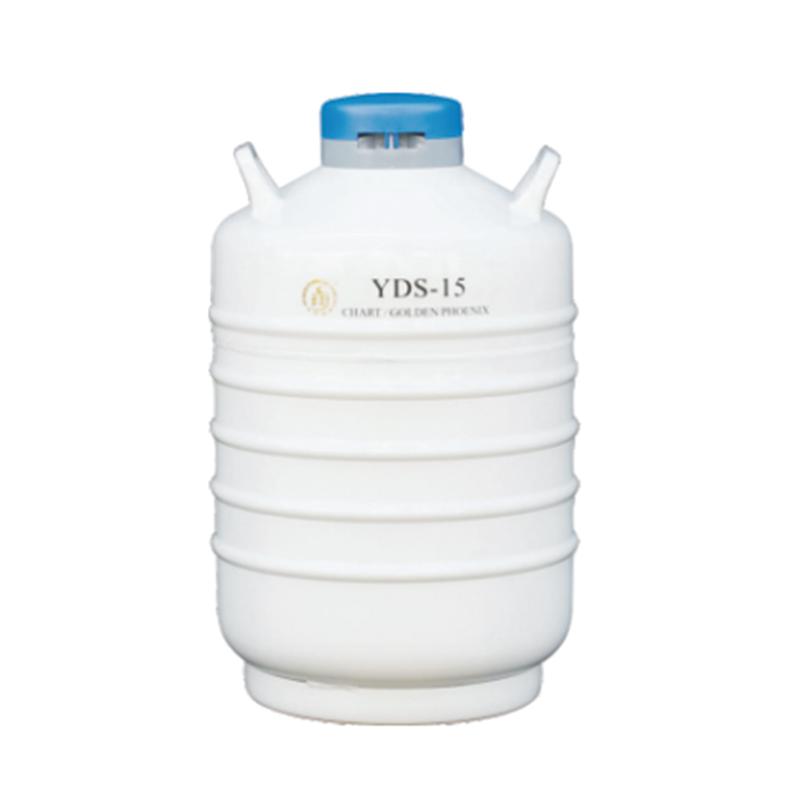 金凤   液氮生物容器贮存型   YDS-15优等品