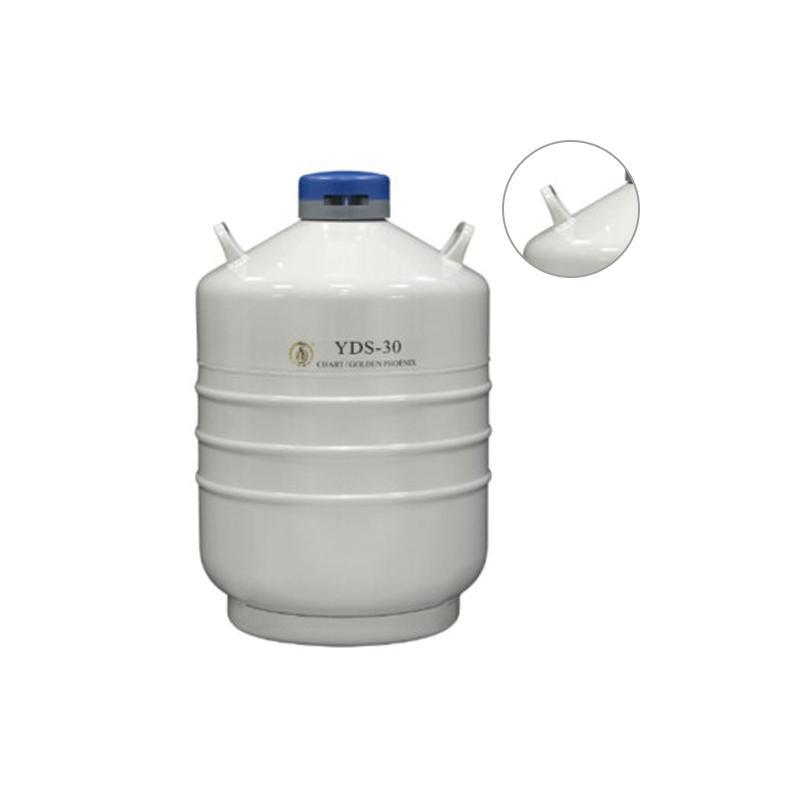 金凤 液氮生物容器贮存型 YDS-30优等品
