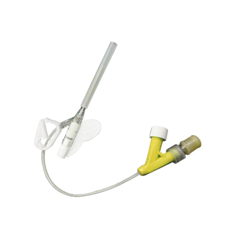 BD 密闭式静脉留置针 Y型 24G 0.7mm×19mm (50支/盒 200支/箱)