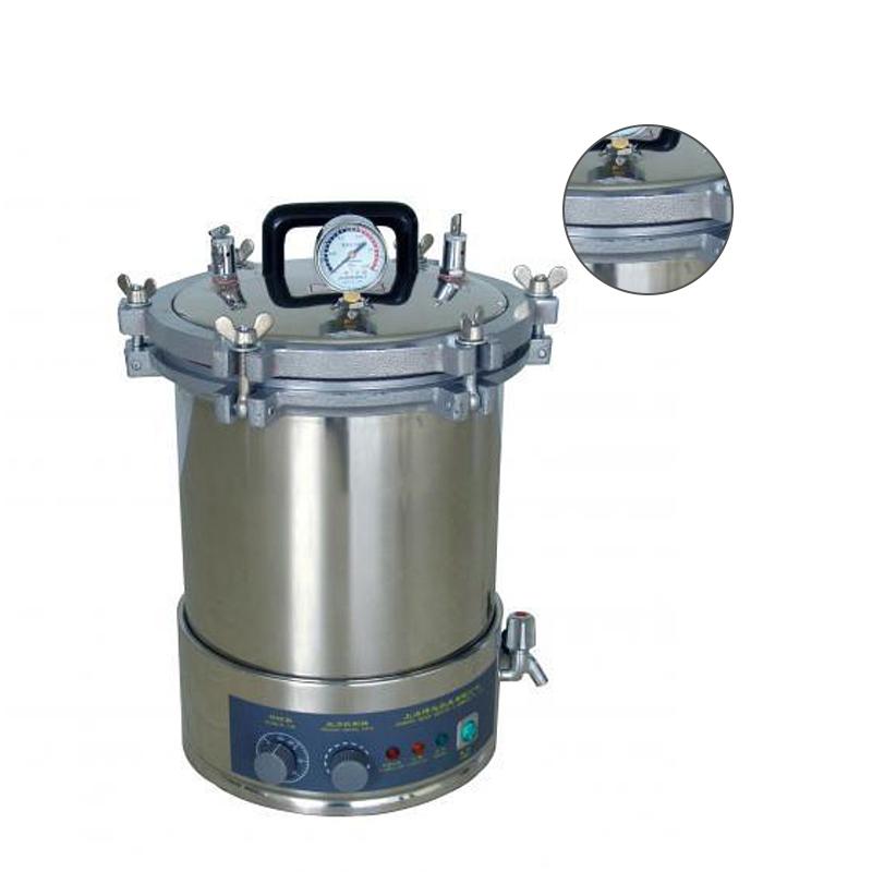 博迅Boxun 自动手提式高压蒸汽灭菌器  YXQ-LS-18SI