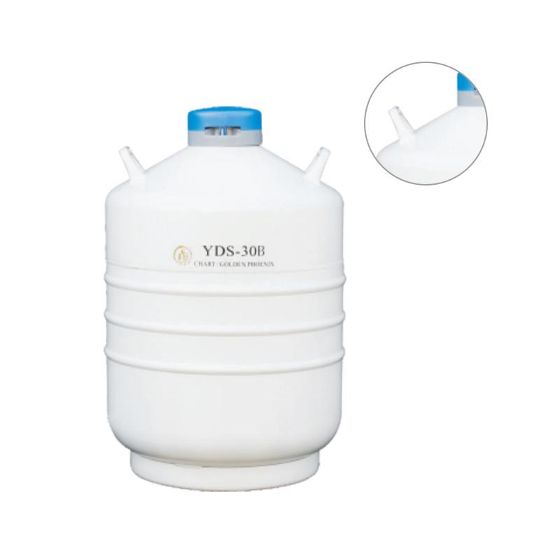 金凤 液氮生物容器运输型   YDS-30B优等品
