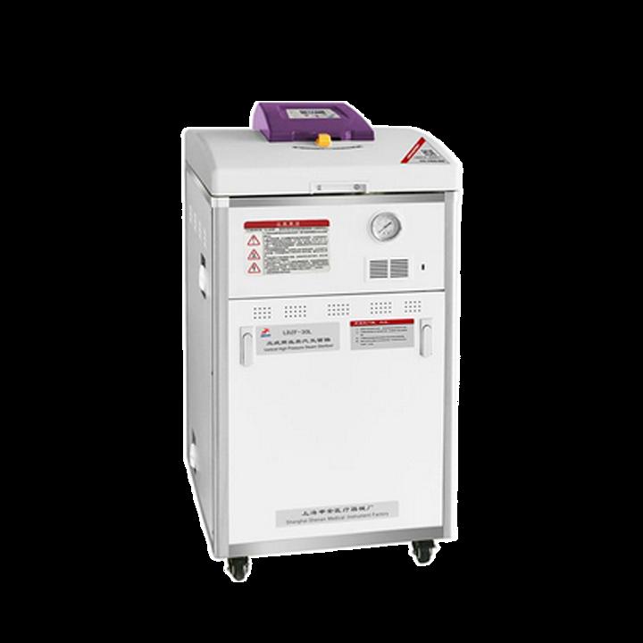 申安 Shenan 立式高压蒸汽灭菌器 LDZF-30L-I基本信息
