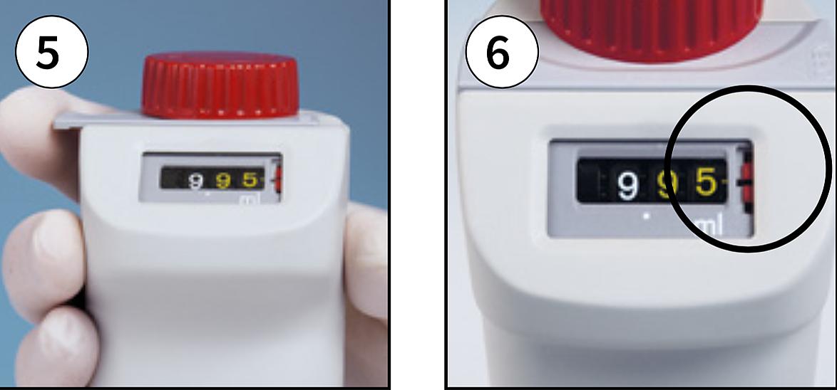 普兰德 Brand Dispensette® Organic有机型瓶口分液器,1-10 ml  4630341使用方法