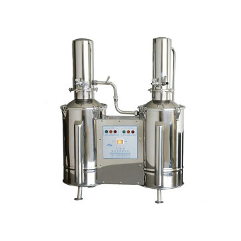 三申 不锈钢电热重蒸馏水器 DZ5C