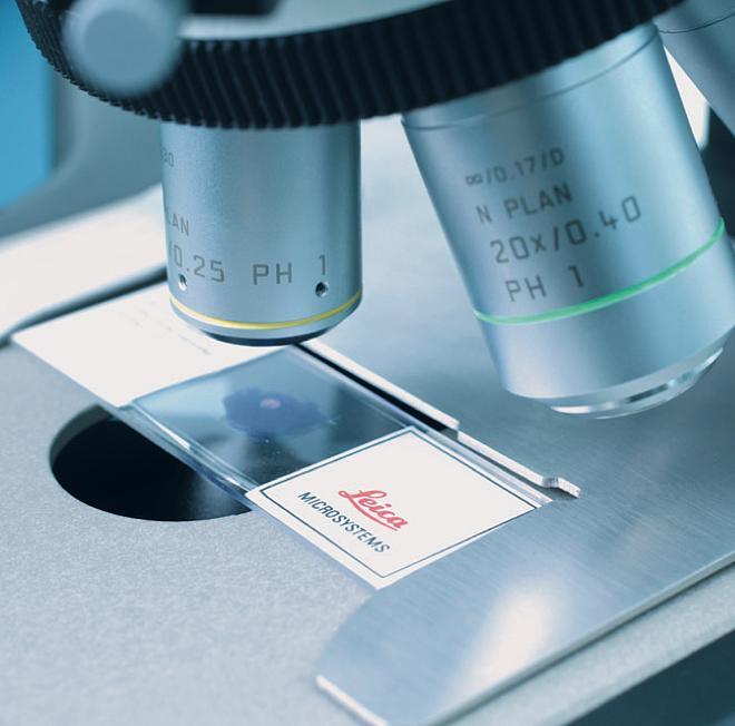 Leica徕卡 DM1000 生物显微镜产品细节