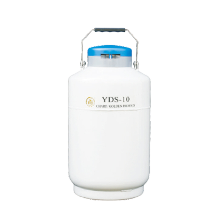 金凤 液氮型液氮生物容器 YDS-10L基本信息