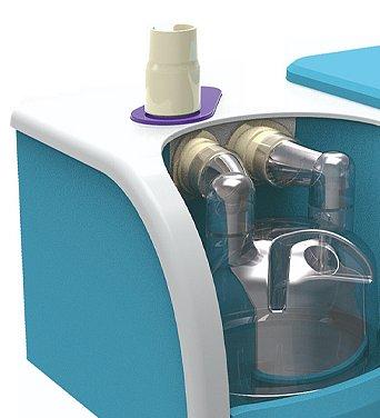 普尼 呼吸湿化治疗仪 PN7100产品细节