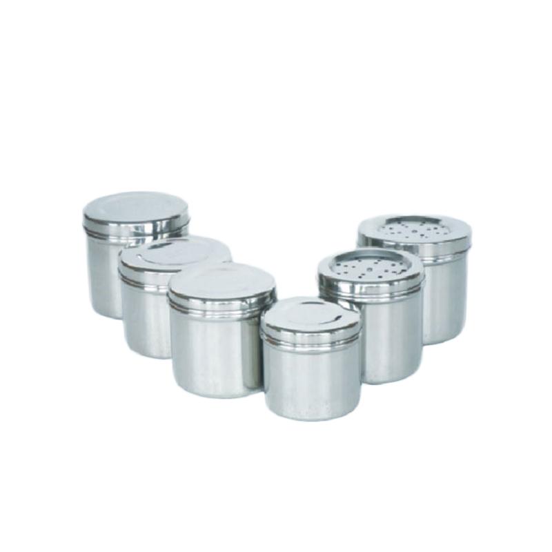 华瑞HuaRui 不锈钢药膏罐 A392