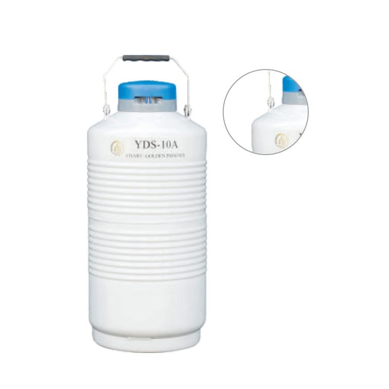 金凤 液氮生物容器贮存型   YDS-10A优等品
