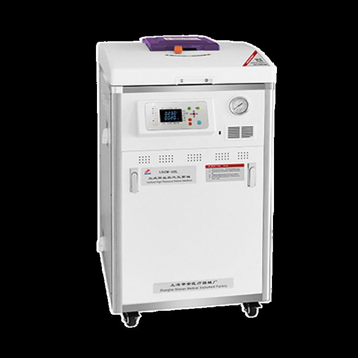 申安Shenan 高压蒸汽灭菌器 LDZM-80L-I基本信息