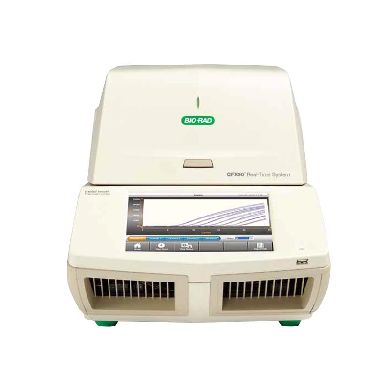 伯乐 Bio-Rad 实时定量PCR扩增仪 CFX96 Deepwell