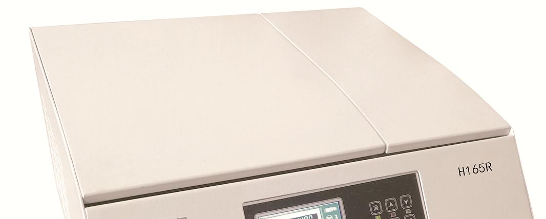 迈克尔 高速冷冻离心机 H165R产品优势