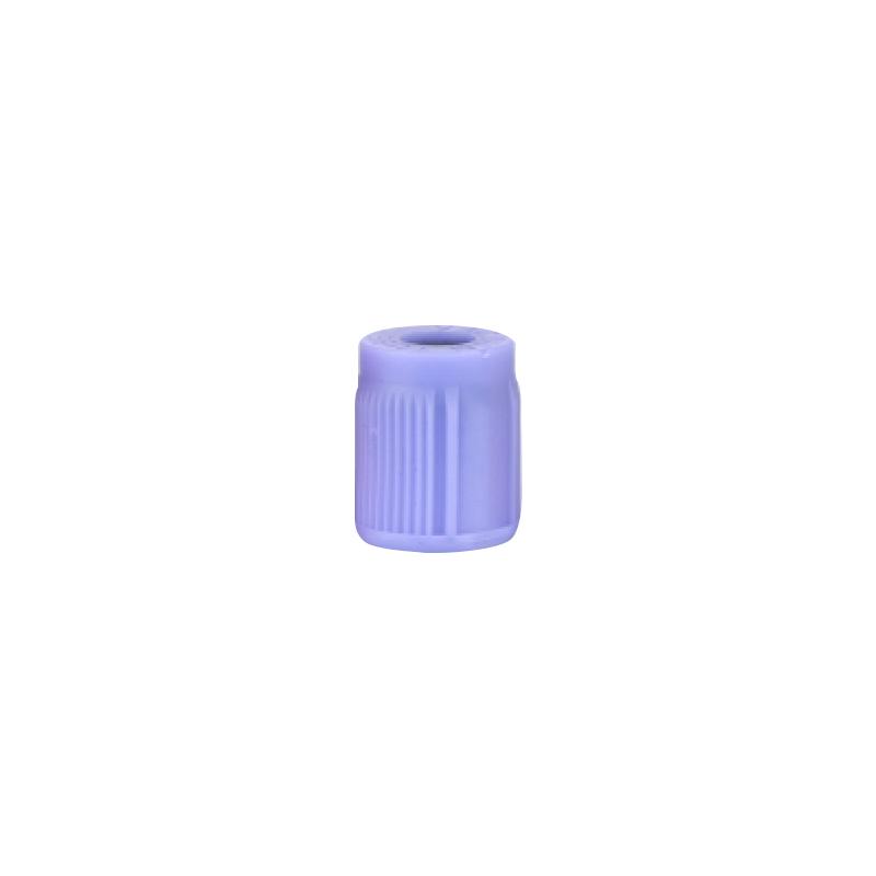 拱东 一次性使用真空采血管PET/玻璃血常规管3ml紫色(100支/包 18包/箱)
