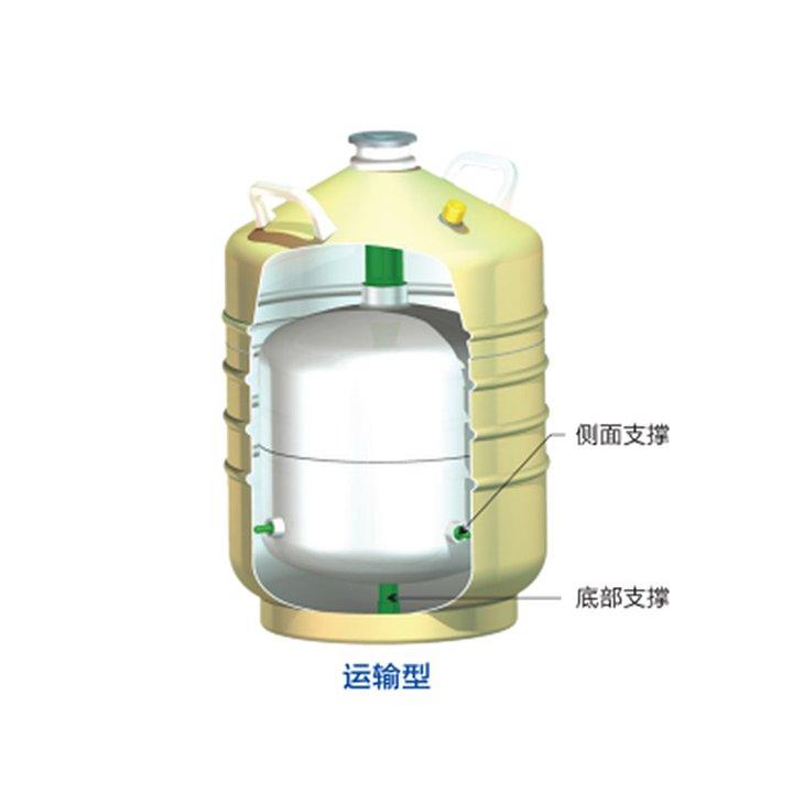 金凤 液氮生物容器运输型   YDS-50B-80产品细节