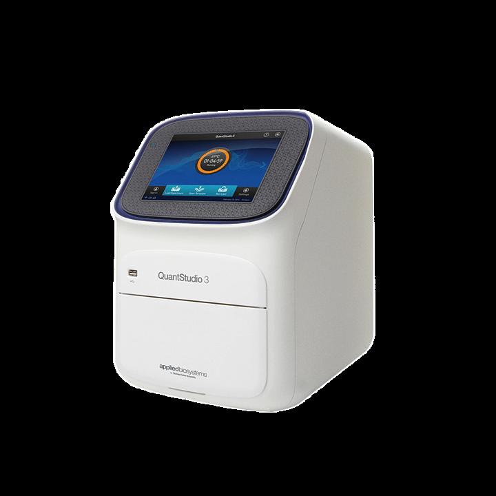 Thermo赛默飞世尔 荧光定量PCR仪 QuantStudio 3基本信息