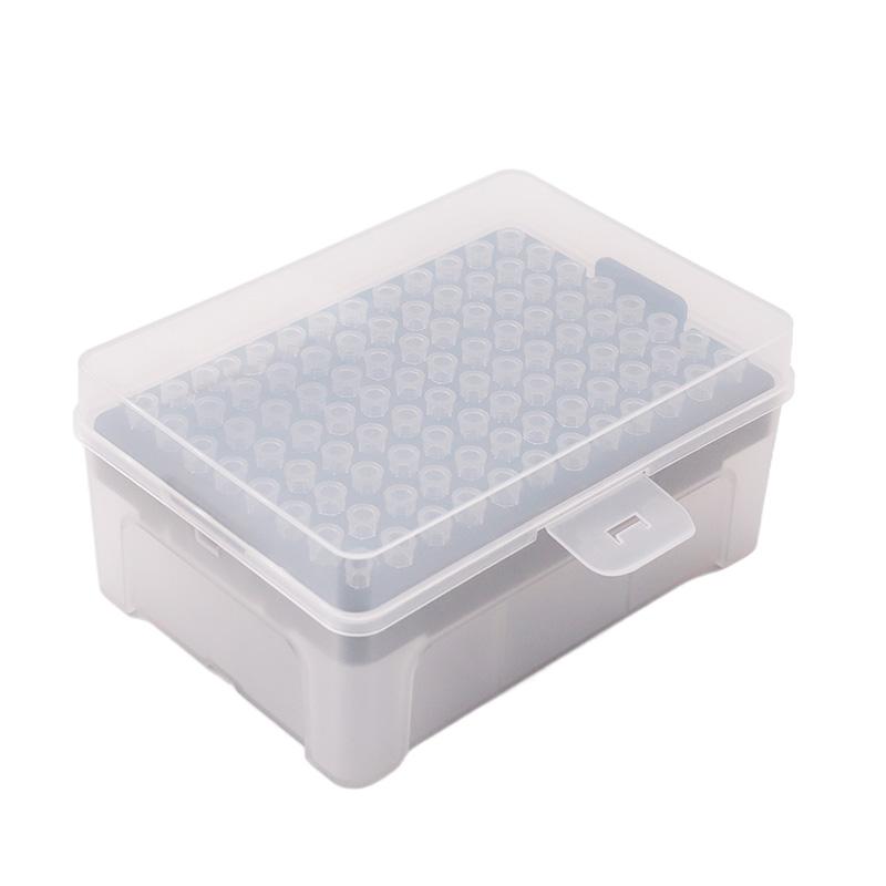 徕谱  10ul灭菌加长型滤芯吸头  LP10A-1-TFS(96个/盒)