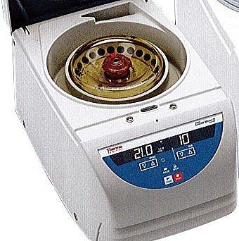 赛默飞世尔 Thermo Scientific Heraeus 微量离心机 MicroCL 21产品优势