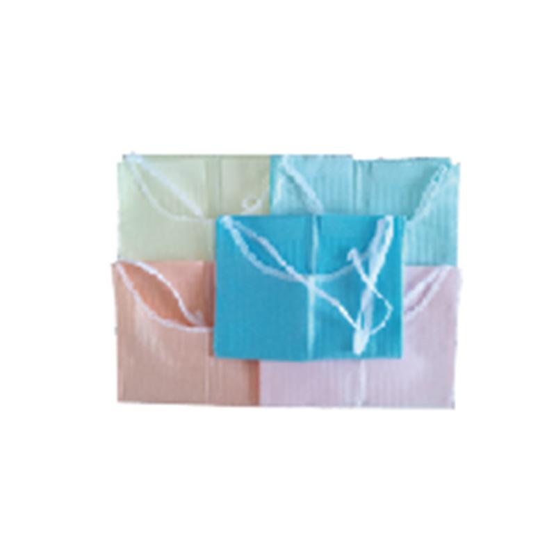 牙宝宝 医用隔离垫 系带蓝色铺巾(100只/袋 5袋/箱 )