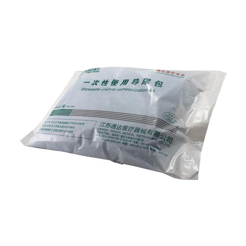 苏美 一次性使用导尿包 硅胶双腔 Fr20 袋装(1包)