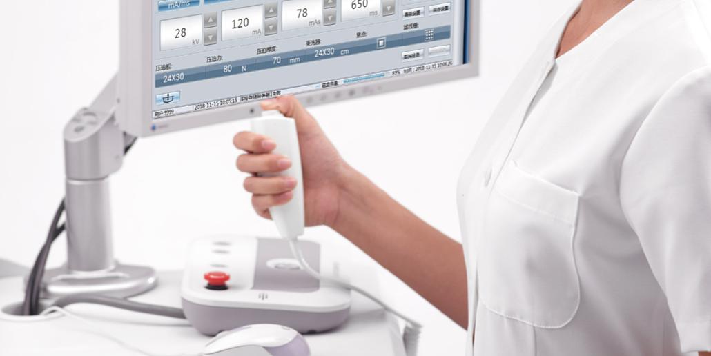 蓝韵LANDWIND 数字乳腺摄影系统 8100A产品优势