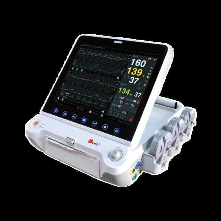 三瑞Sunray 母亲胎儿监护仪 SRF618K9(普及型)基本信息