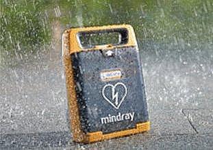 迈瑞 Mindray 半自动体外除颤器 BeneHeart S2(4G版)产品细节