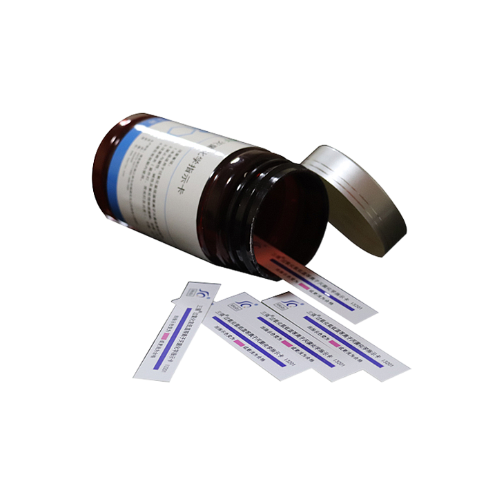 三强SQ 过氧化氢低温等离子灭菌化学指示卡 (200片/瓶)基本信息